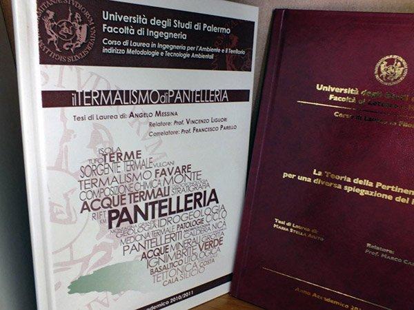 stampa tesi di laurea