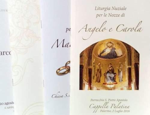 Libretti Matrimonio