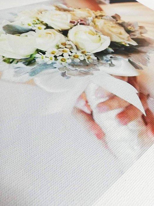 foto su tela