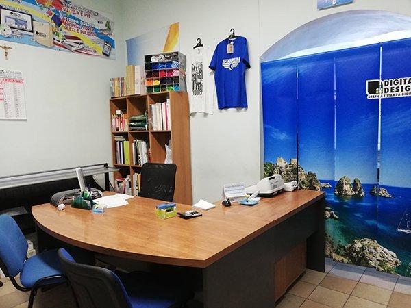 visuale ufficio