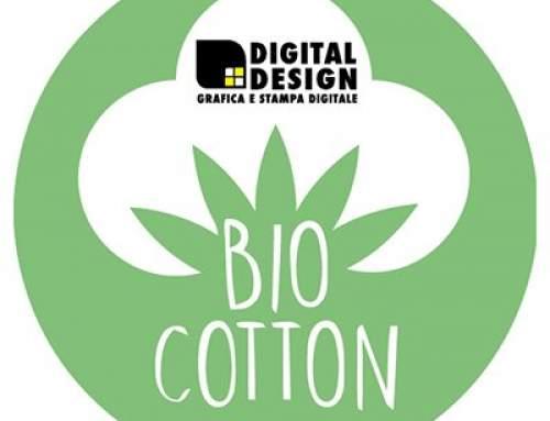 Magliette personalizzate in cotone organico biologico